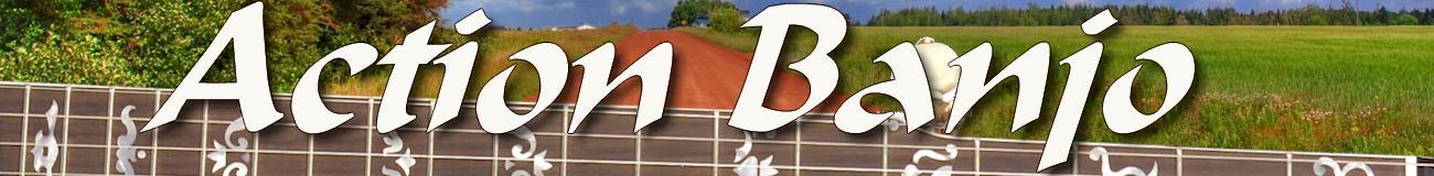 Action Banjo sur FaceBook aussi !