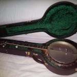 banjo deering calico (8)