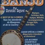 seguret methode banjo 4 cordes 5 cordes