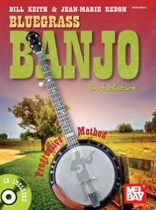 Keith-Redon Bluegrass Banjo In Tablature