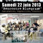 recontre bluegrass juin 2013