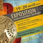 EXPO GUITARES BLAYE
