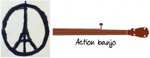 action banjo hommage
